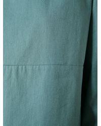 Societe Anonyme - Blue Boxy Blouse - Lyst