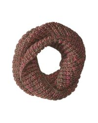 Smartwool | Brown Crystal Lake Cowl | Lyst
