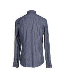 AT.P.CO - Green Shirt for Men - Lyst