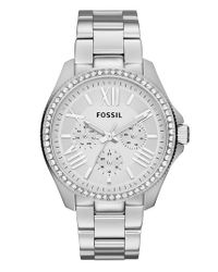 Fossil | Metallic 'cecile' Multifunction Bracelet Watch | Lyst