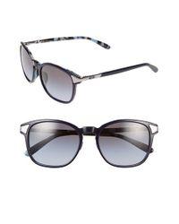 Oakley | Blue 'ringer' 54mm Sunglasses | Lyst