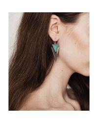 Jenny Bird - Blue Flagstaff Earrings - Lyst