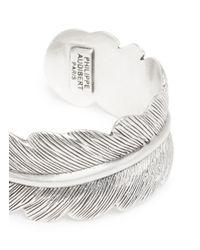 Philippe Audibert | Metallic Tirizzi Feather Cuff | Lyst