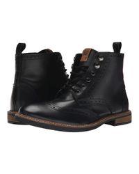 Ben Sherman | Black Birk Boot for Men | Lyst
