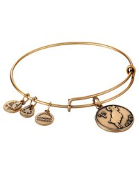 ALEX AND ANI | Metallic Aries Ii | Lyst