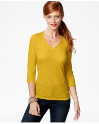 INC International Concepts - Yellow Only At Macy's - Lyst