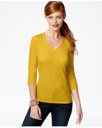 INC International Concepts | Yellow Only At Macy's | Lyst