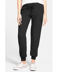 RVCA - Black 'always Rite' Lounge Pants - Lyst