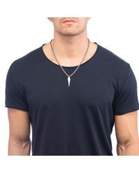 Lulu Frost | Metallic *new* Fortitude Necklace for Men | Lyst