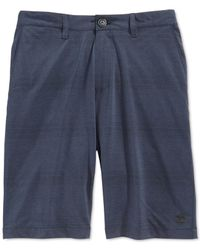 Billabong | Blue Men's Crossfire X Stripe Hybrid Shorts for Men | Lyst