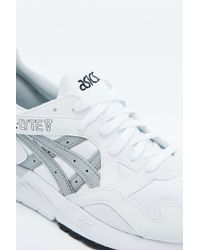 Asics | Gel-lyte V Winter White Trainers for Men | Lyst