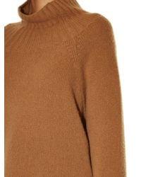 Sportmax - Brown Carpazi Sweater - Lyst