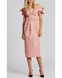 Alice McCALL - Pink Love Is Greed Dress - Lyst