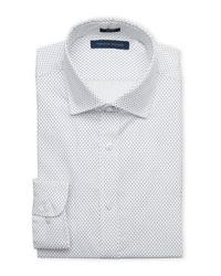 Tommy Hilfiger | White Dash Slim Dress Shirt for Men | Lyst