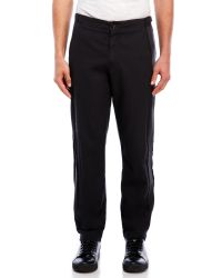 Silent - Damir Doma | Black Silent By Damir Doma Men's Palamedes Twisted Pant for Men | Lyst
