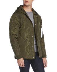 Stampd - Green West Coast Jacket for Men - Lyst