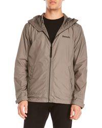 Bench | Brown Interrelate Jacket for Men | Lyst