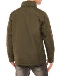 Izod - Green Soft Shell Jacket for Men - Lyst
