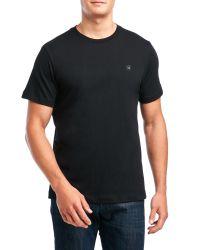 DIESEL | Black T-Zosimos Crew Neck T-Shirt for Men | Lyst