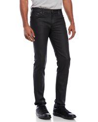 Nudie Jeans - Black Slim Jim for Men - Lyst