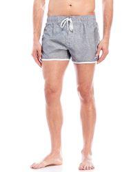 2xist | Blue Jogger Swim Trunks for Men | Lyst