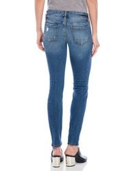 Eunina - Blue Mica Jeans - Lyst