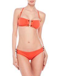Proenza Schouler | Multicolor Barbell Trim Bikini | Lyst