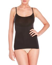Spanx | Black Trust Your Thinstincts Camisole | Lyst
