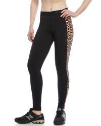 Juicy Couture - Black Compression Sport Leggings - Lyst
