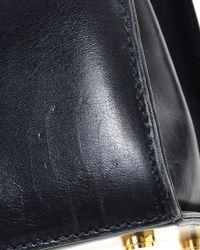 Ferragamo Black Handbag - Vintage