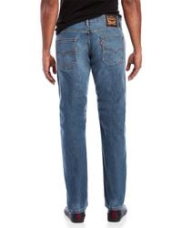 Levi's - Blue 504 Skate Regular Fit Jeans for Men - Lyst