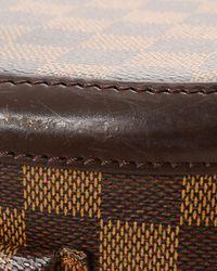 Louis Vuitton - Brown Damier Ebene Manosque Pm Bag - Vintage - Lyst