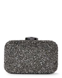 Natasha Couture - Multicolor Hematite Fine Rocks Clutch - Lyst