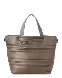 DL Activ - Gray Grey Nyc Nylon Tote - Lyst