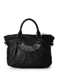 Liebeskind | Black Esther Satchel | Lyst