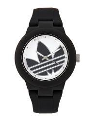 Adidas Originals - Adh3119 Black & White Watch for Men - Lyst