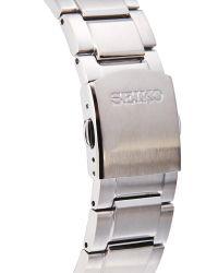 Seiko - Metallic Sne415 Silver-Tone & Black Watch for Men - Lyst