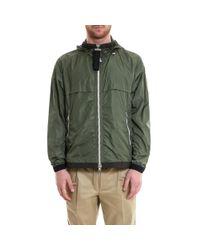 Moncler - Green Alshat Hooded Jacket for Men - Lyst