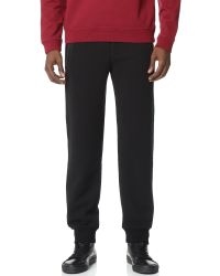 Marc By Marc Jacobs | Black Luke Sweatpants for Men | Lyst