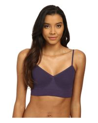 Yummie By Heather Thomson | Purple Audrey Day Bra | Lyst