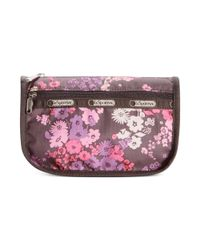 LeSportsac - Multicolor Printed Travel Cosmetic Bag - Lyst