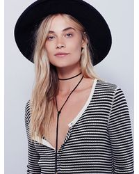 Free People | Black We The Free Gwen Henley | Lyst