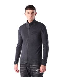 DIESEL - Black K-ledd for Men - Lyst