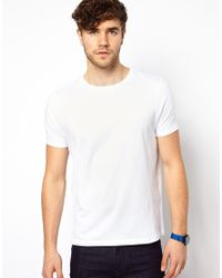 ASOS - White T-shirt With Crew Neck 3 Pack Save 17% for Men - Lyst