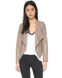 BB Dakota - Gray Siena Jacket - Lyst