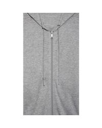 Theory - Gray Runi S Jacket In Valuable - Lyst