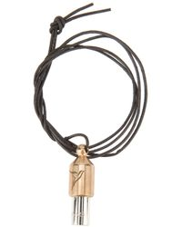Beryll | Black Love Tuner Necklace | Lyst