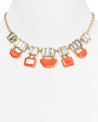 kate spade new york | Multicolor Varadero Tile Short Necklace 16 | Lyst