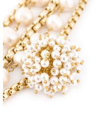 Rosantica | Metallic 'lucia' Necklace | Lyst