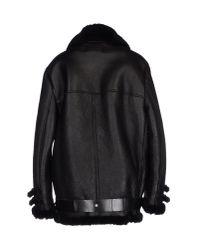 Acne Studios - Black Jacket - Lyst